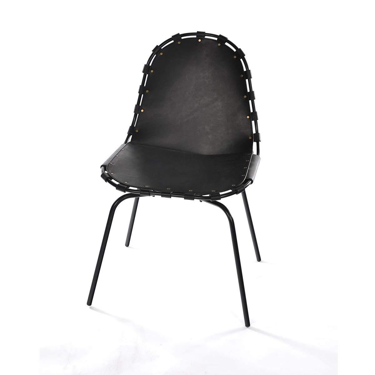Stretch-Chair-Black