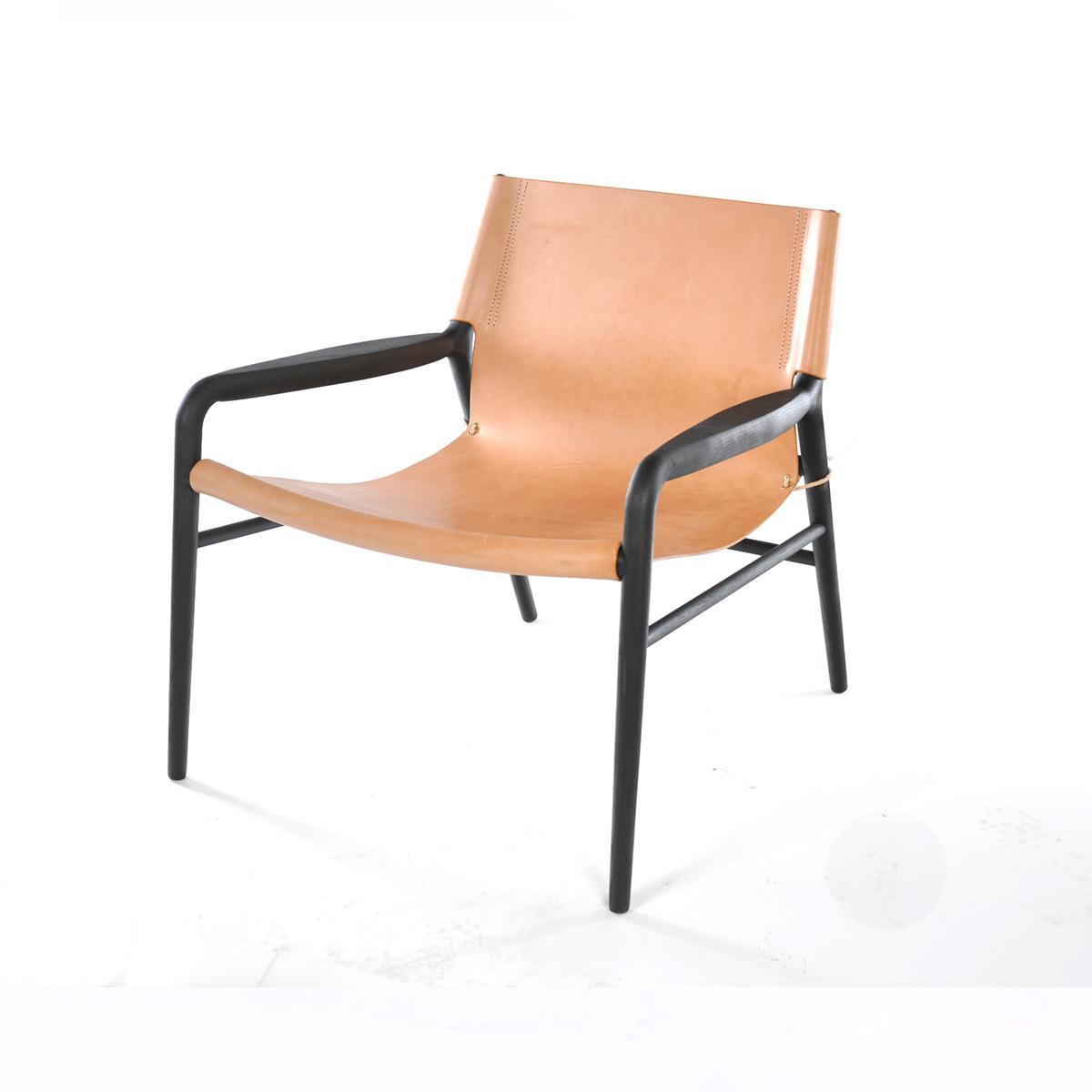Rama-Chair-Black-Natural-Leather