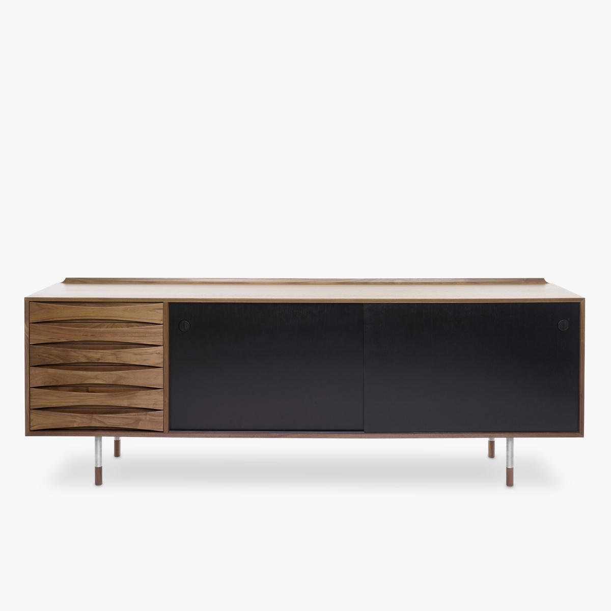 arne vodder sideboard av01 great dane contract. Black Bedroom Furniture Sets. Home Design Ideas