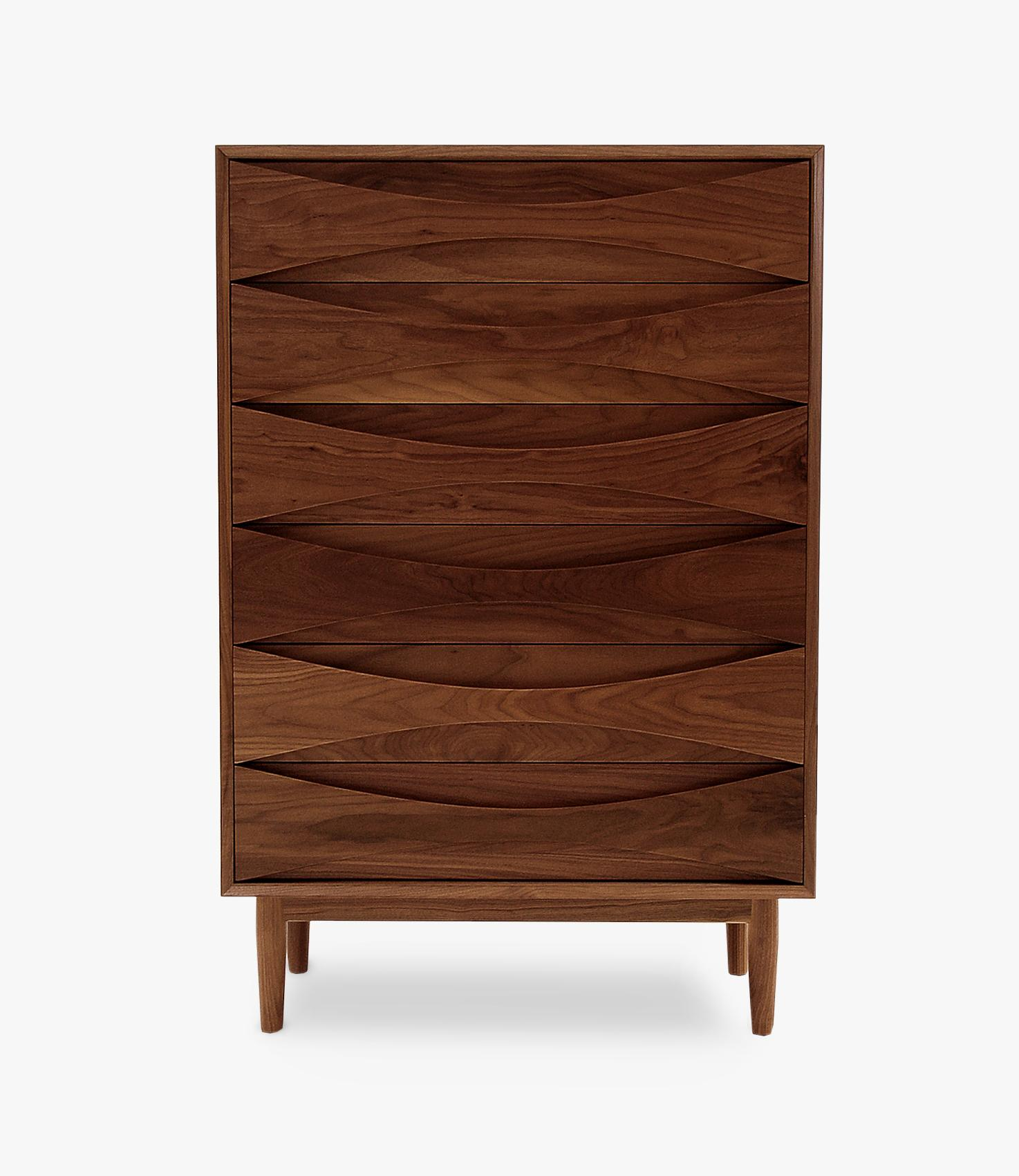 Vodder-Tallboy-Walnut-Front-1200