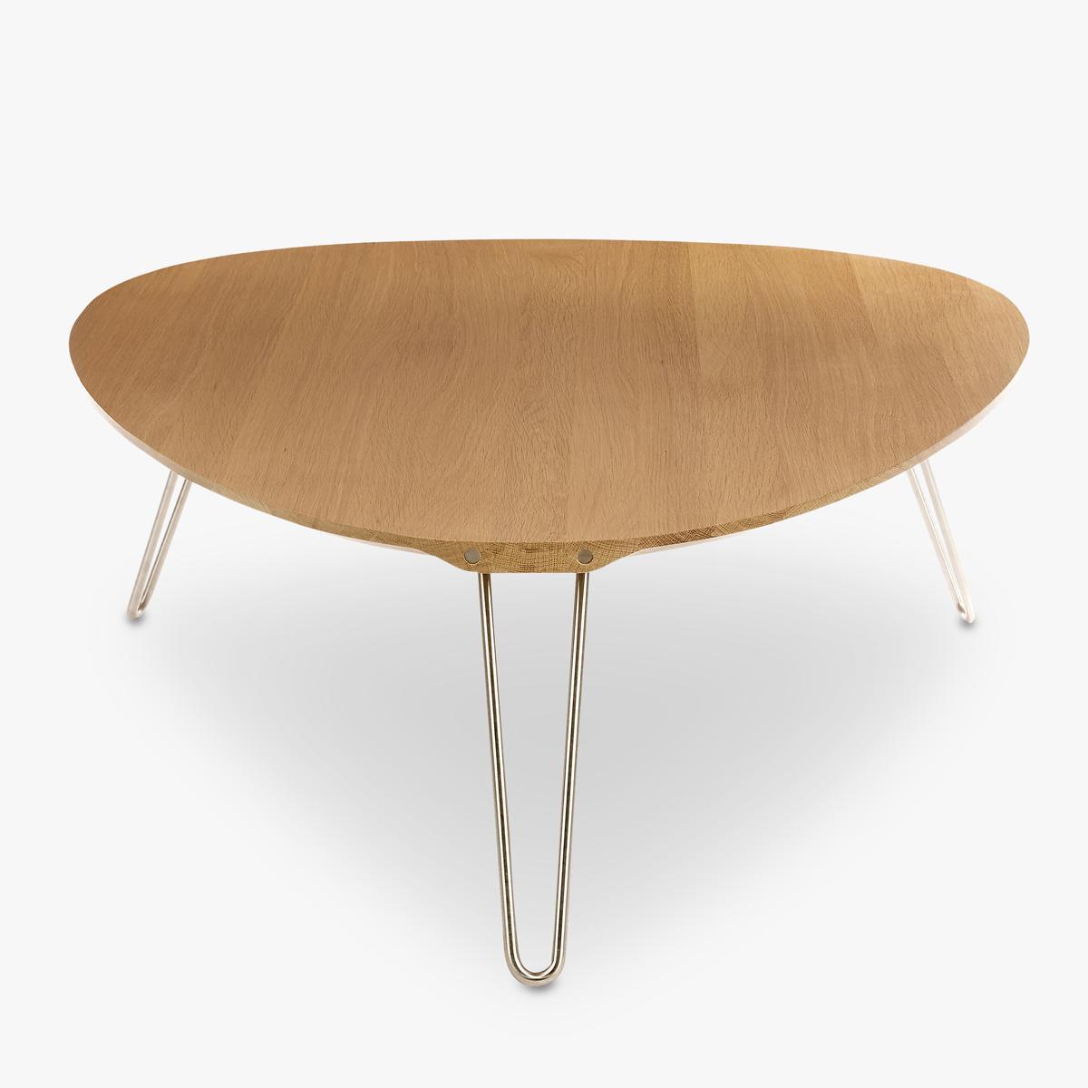 Delightful Aksel Kjersgaard 1860 Coffee Table Corner 1200