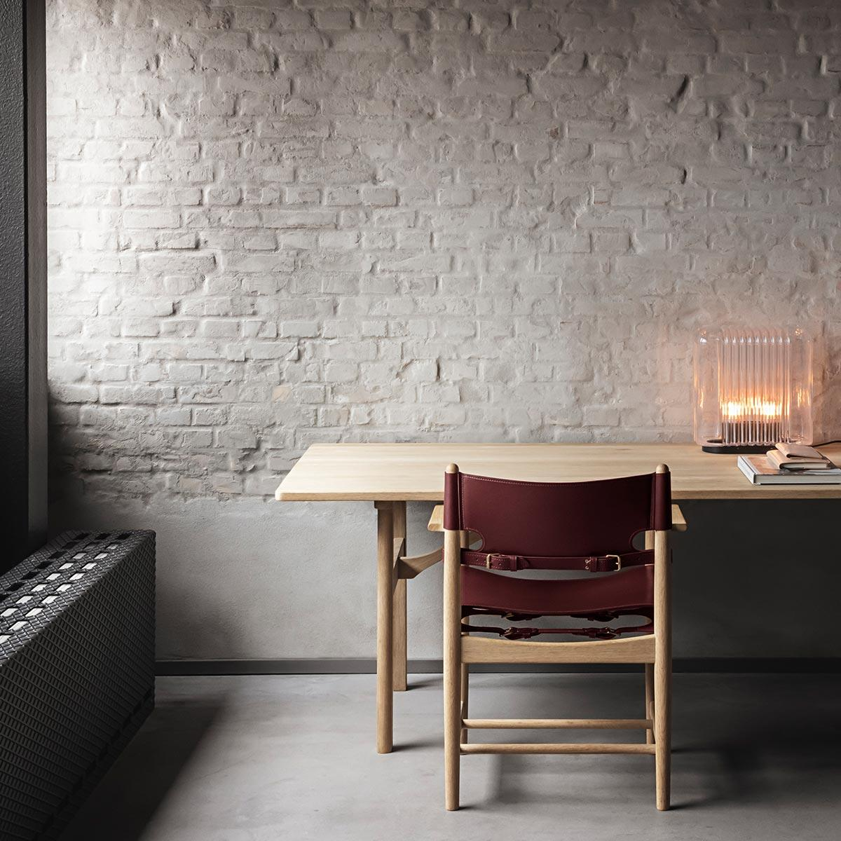 borge-mogensen-spanish-dining-chair-arms-deep-red-insitu-1200