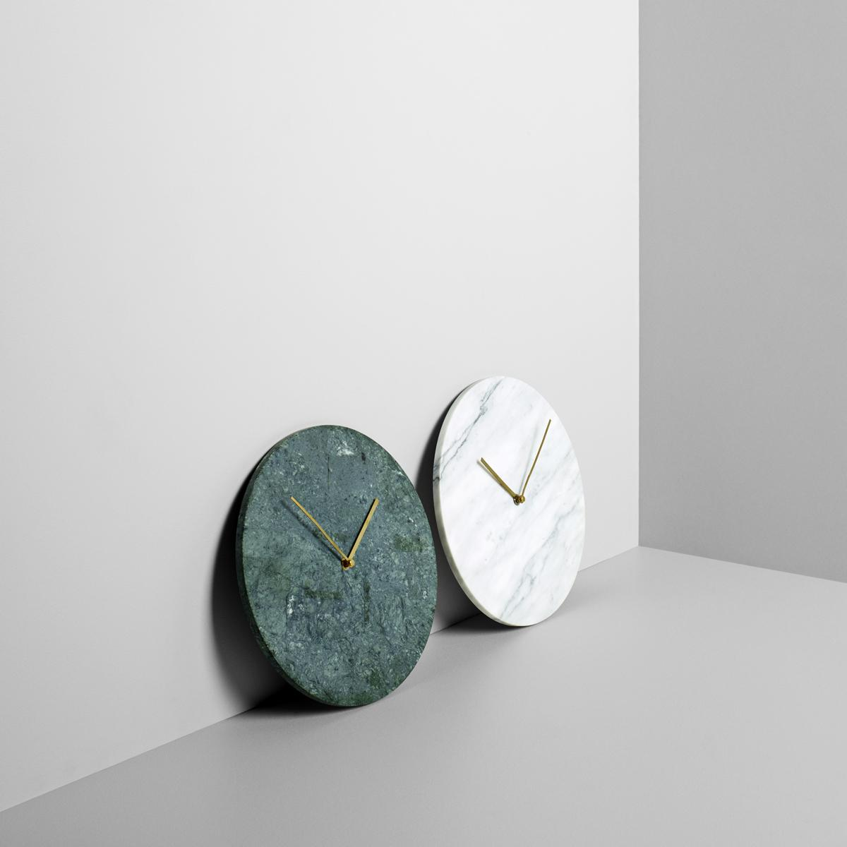 Menu-Marble-Clock-Green-White-Insitu-1200