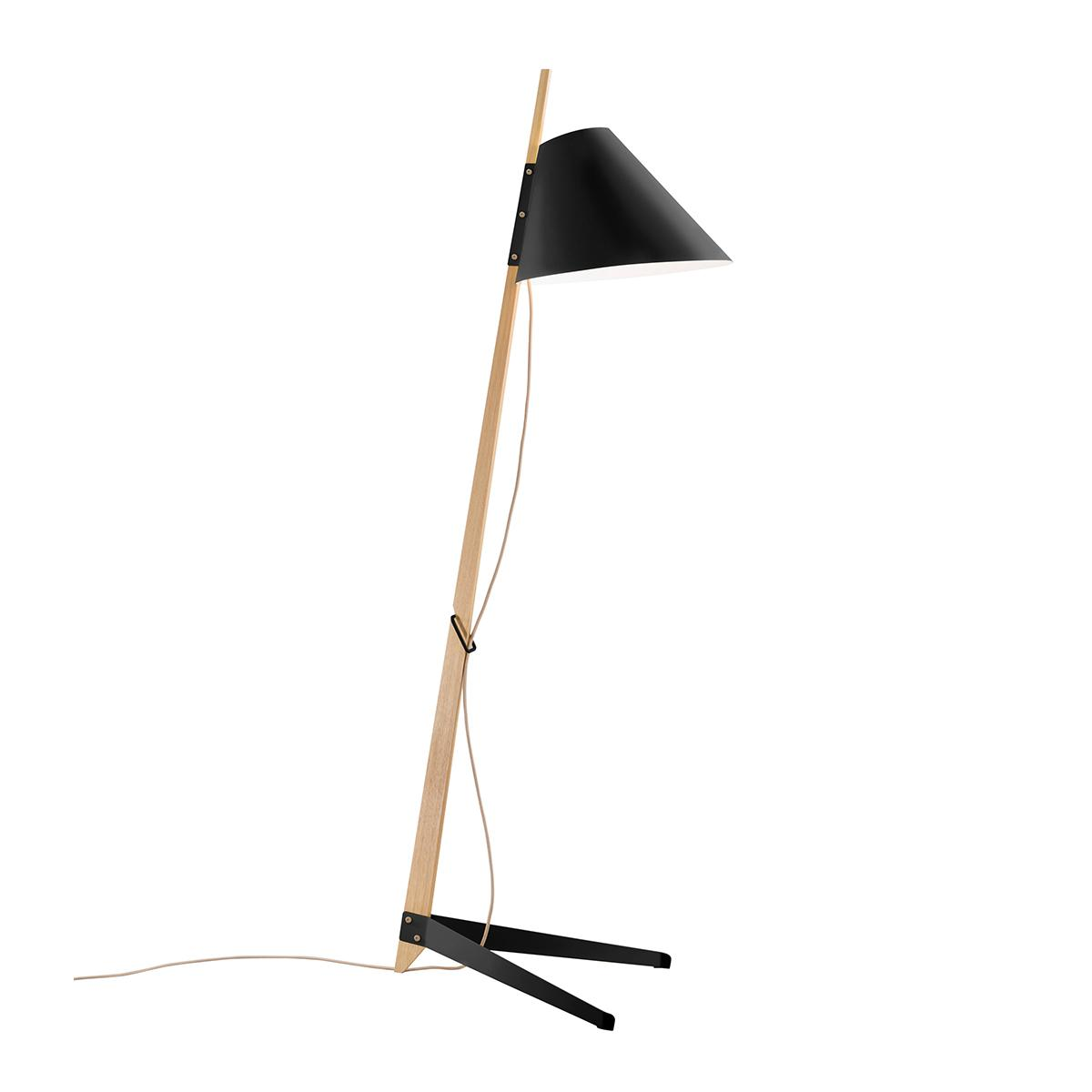 Billy-Floor-Lamp-Black