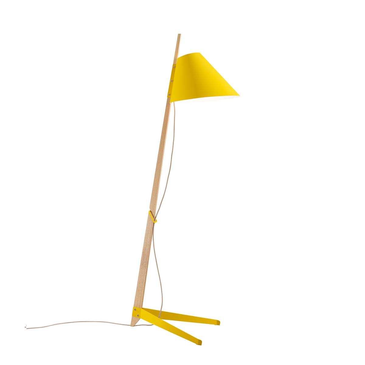 ... Billy Floor Lamp Yellow
