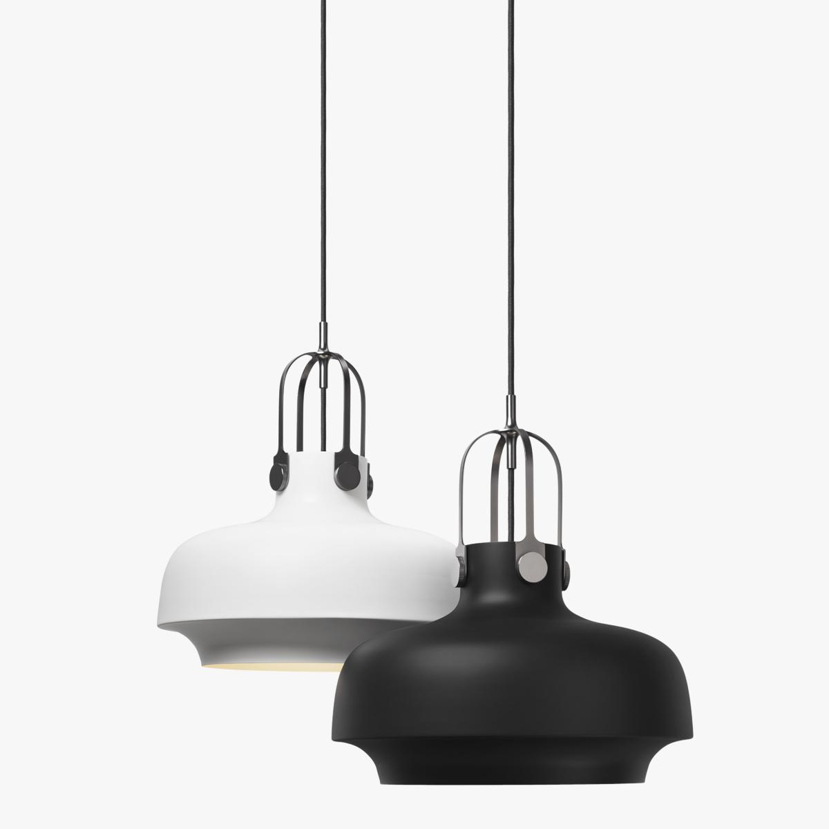 Copenhagen-Pendant-Medium-CS7-White-Black-1200