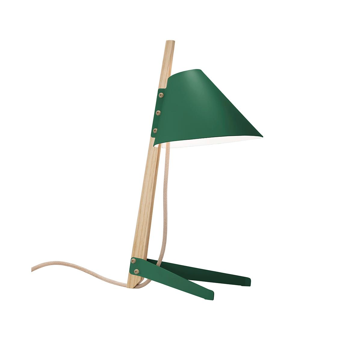 Billy-Table-Lamp-Green
