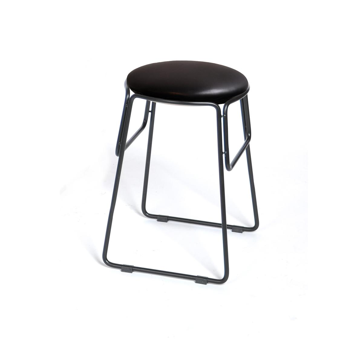 Prop Stool Leather WEB